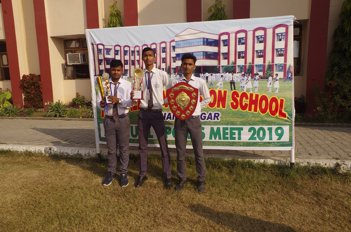 THE PRIZE DISTRIBUTION CEREMONY