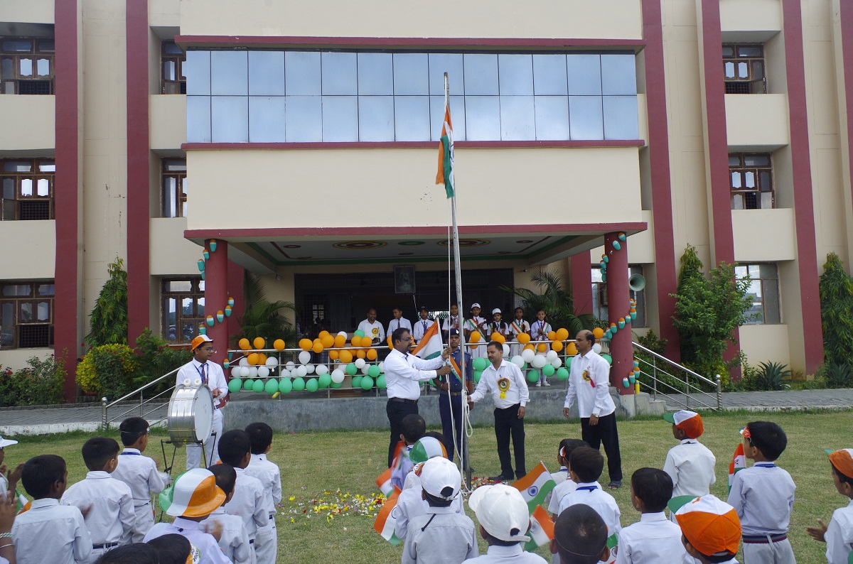 INDEPENDENCE DAY CELEBRATION – 15TH AUGUST,2019